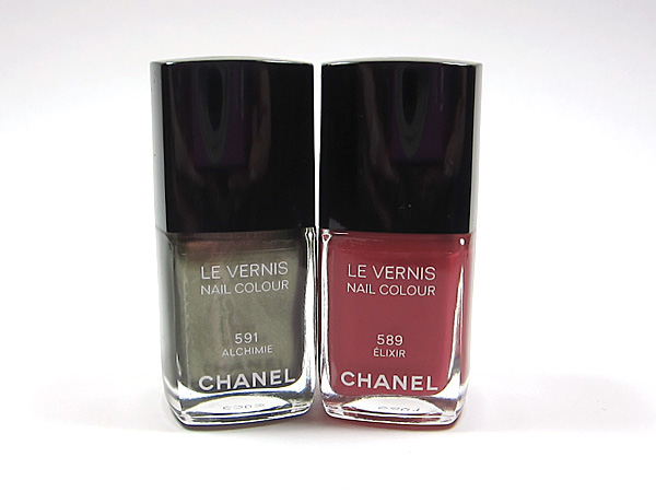 LE VERNIS Nail Colour - Alchimie, Elixir