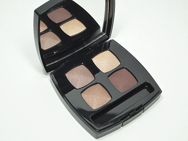 Chanel Quadra Eye Shadow Raffinement