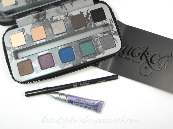 maquillage palette smoked urban decay. Black Bedroom Furniture Sets. Home Design Ideas