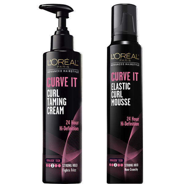 L'Oréal Paris Advanced Hairstyle Collection