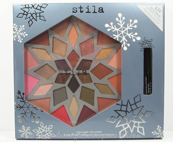 Stila Snow Angel Color Palette