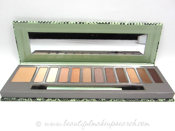 Mally In the Buff Eyeshadow Palette