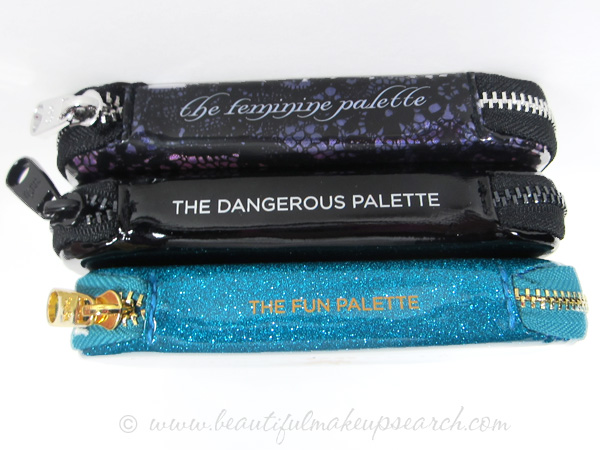 Urban Decay Feminine, Dangerous and Fun Palette
