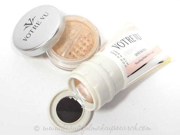 Votre Vu French Accents Tinted Moisturizer and Concealer