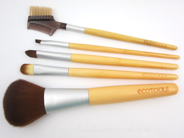 EcoTools® Bamboo 6 Piece Brush Set