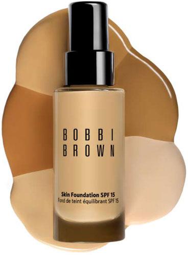 Bobbi Brown Skin Foundation SPF15. — Beautiful Makeup Search