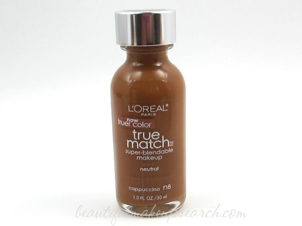 L'Oréal Paris True Match Super-Blendable Makeup