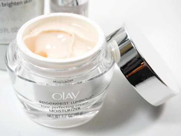 Olay Regenerist Luminous Tone Perfecting Cream