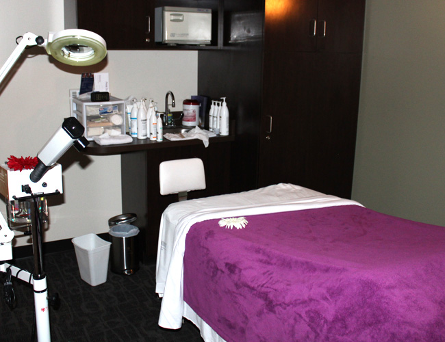 Massage Envy Treatment Room