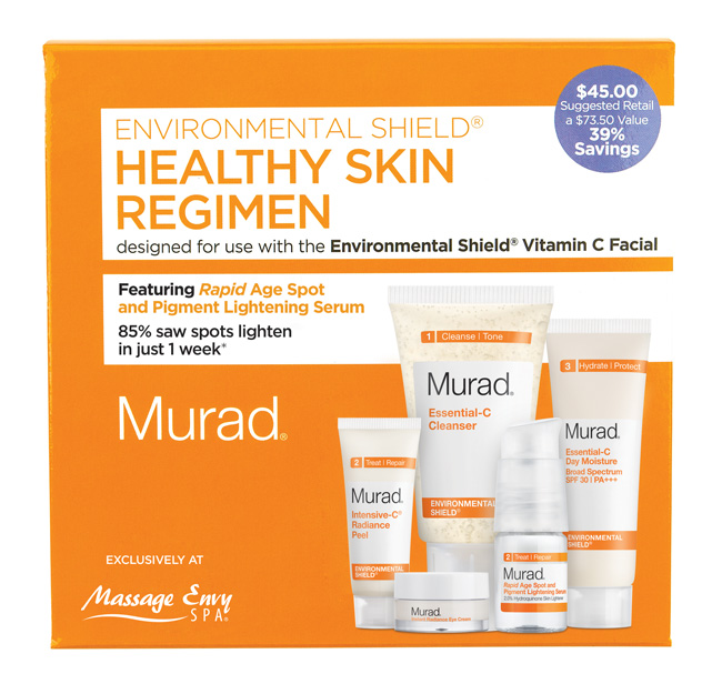 Murad Environmental Shield Healthy Skin Regimen Kit