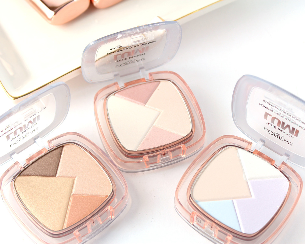 L'Oréal Paris True Match Lumi Illuminators.