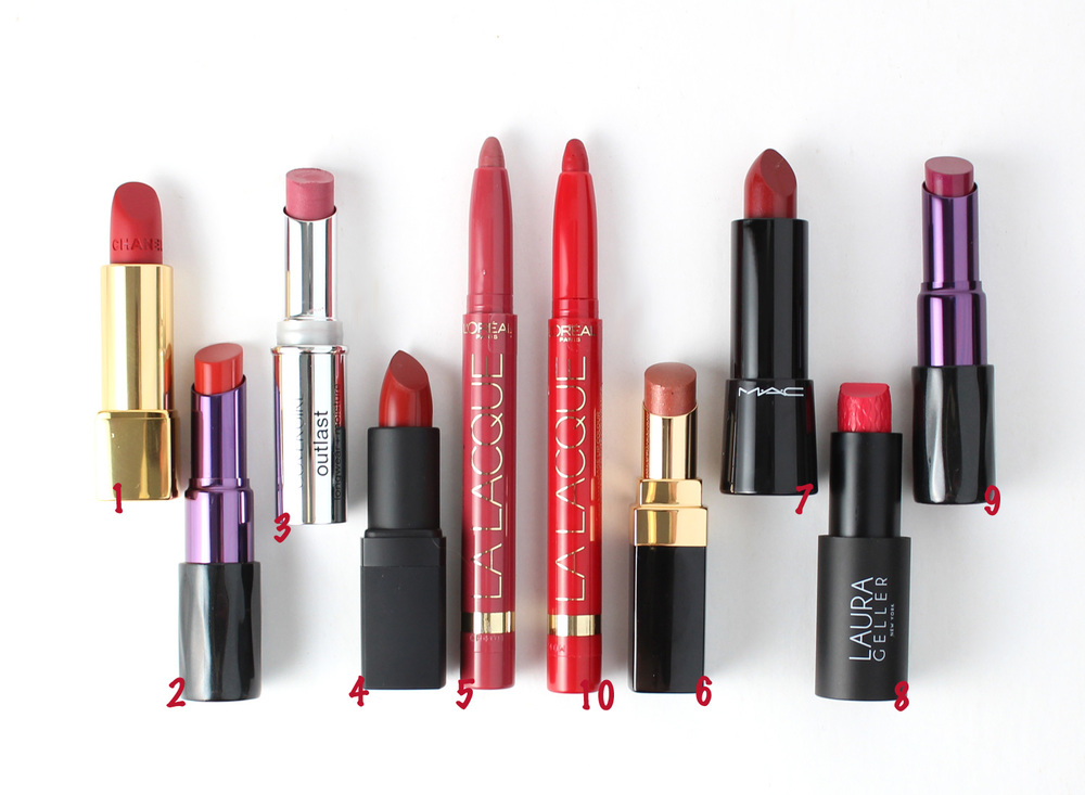 Best Lipsticks for Fall