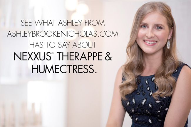 See what Ashley from ashleybrookenicholas.com has to say about Nexxus