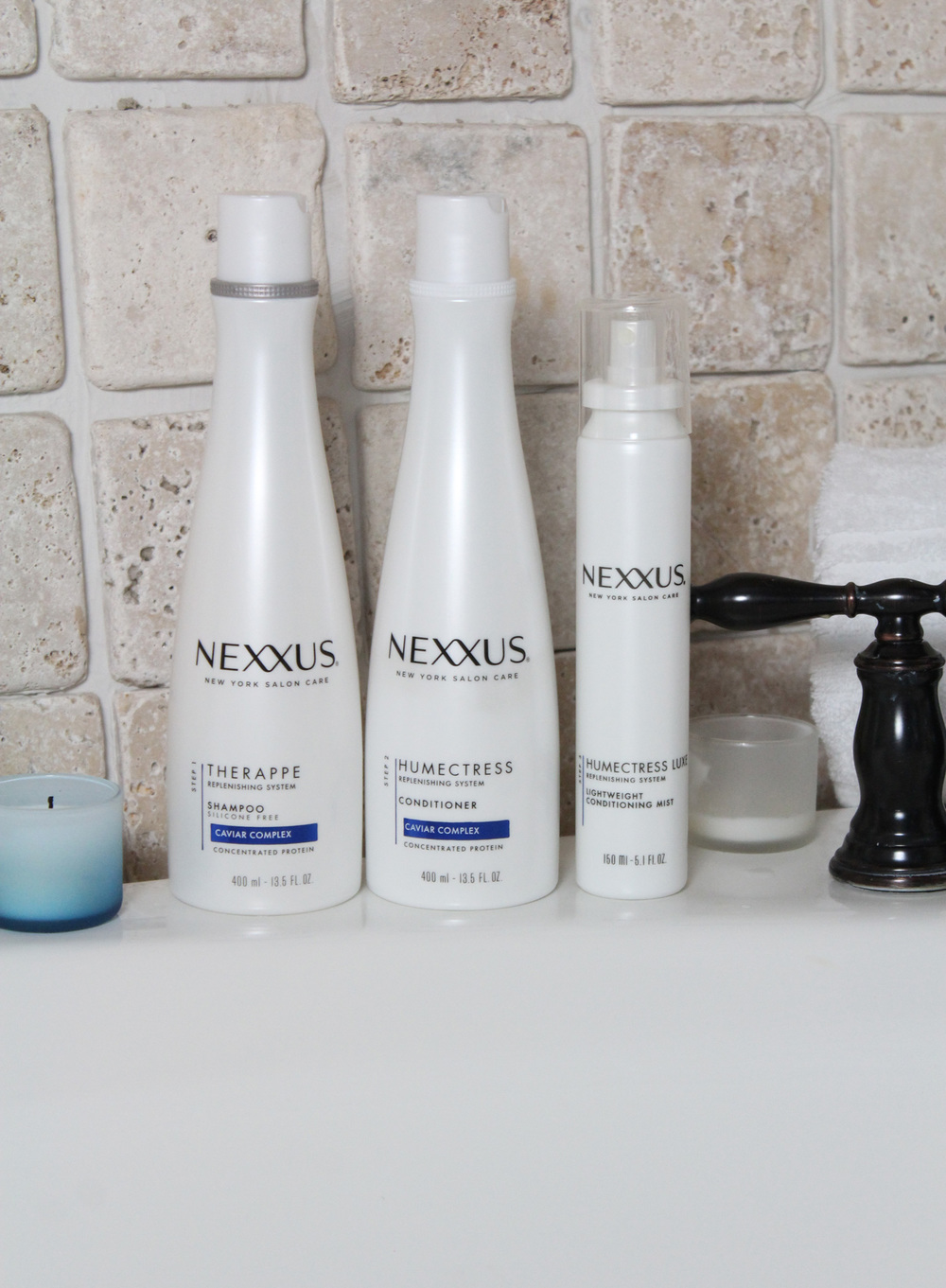 Get the Hair that Gets Reviews with Nexxus