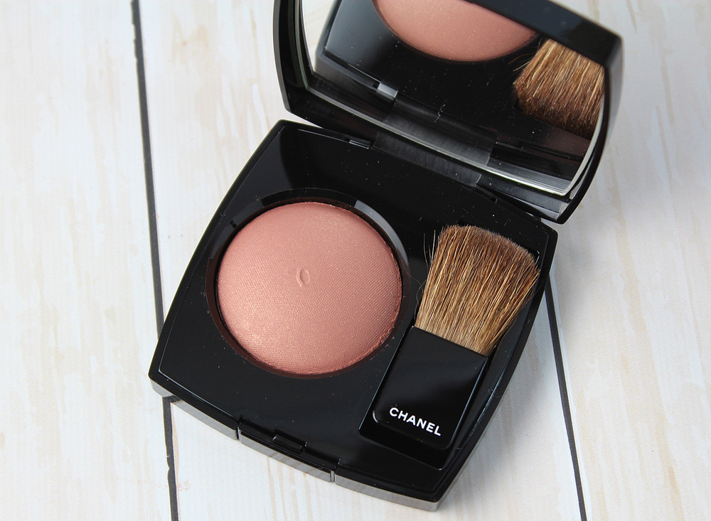 CHANEL Collection Les Automnales: Powder Blush Alezane