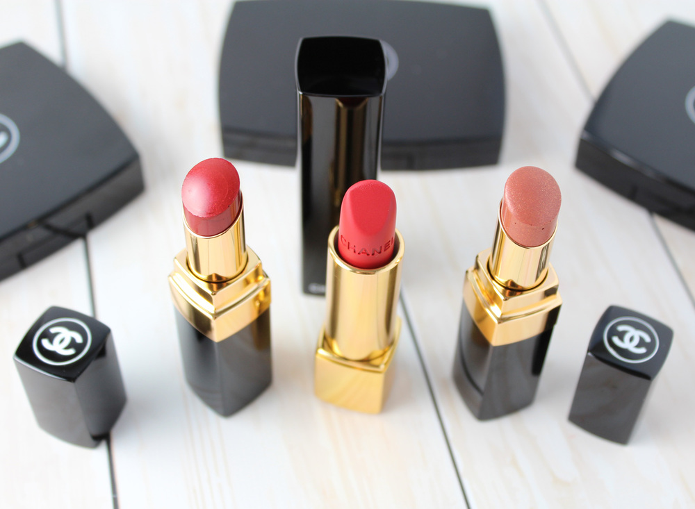 CHANEL Collection Les Automnales: Lipcolors