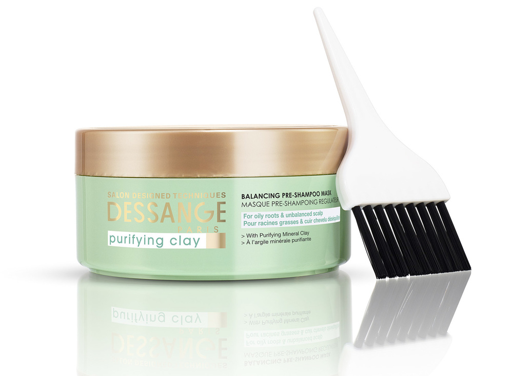DESSANGE Pre-Shampoo Mask
