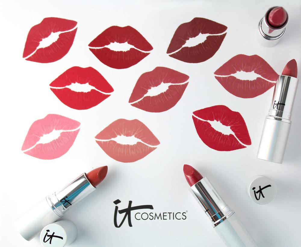 IT Cosmetics Blurred Lines Lipstick