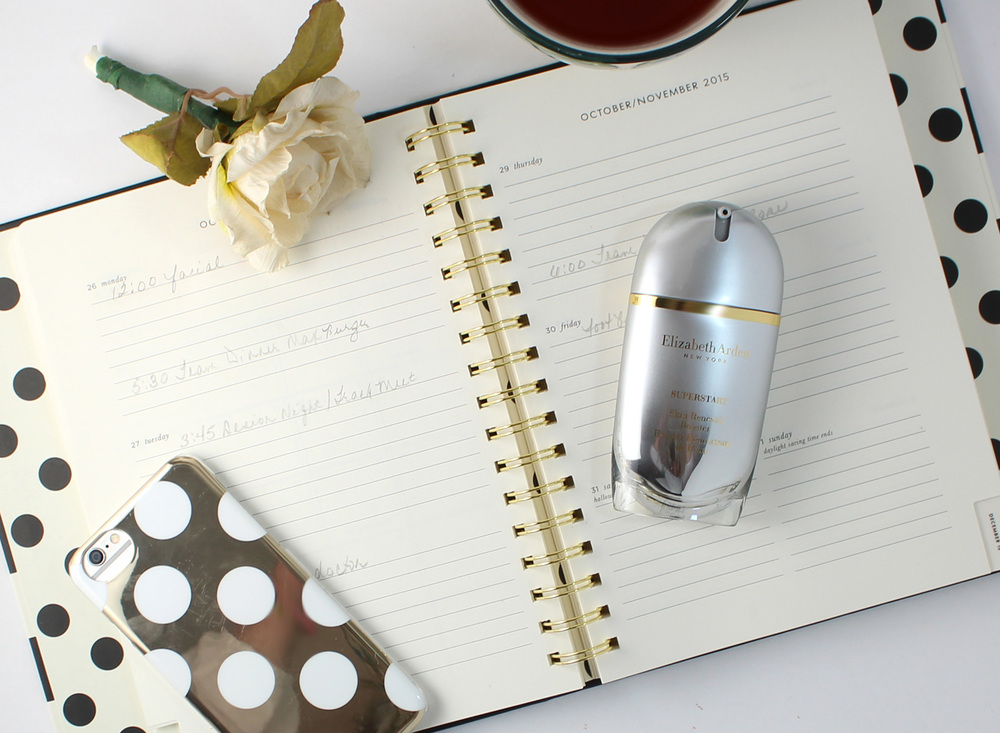How I Jump Start My Day with Elizabeth Arden SUPERSTART.