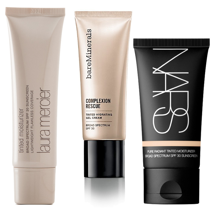 East Five Minute Makeup: The best tinted moisturizers to start with