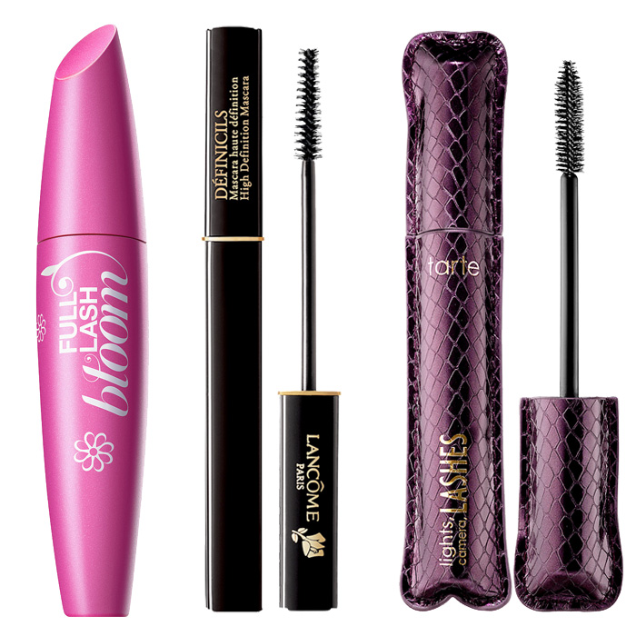 Easy 5 Minute Makeup: The Best Mascaras for Full Lashes in a Flash