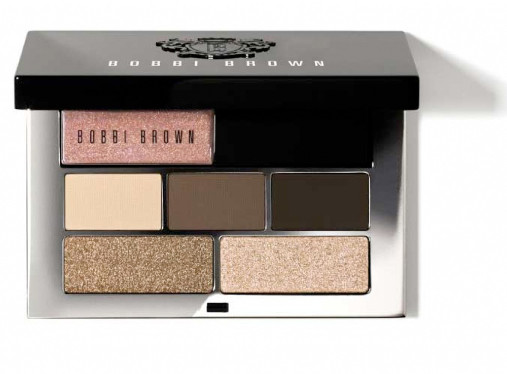 Bobbi Brown Bellini Mini Lip & Eye Palette