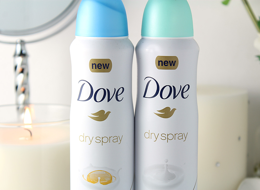 Dove Dry Spray