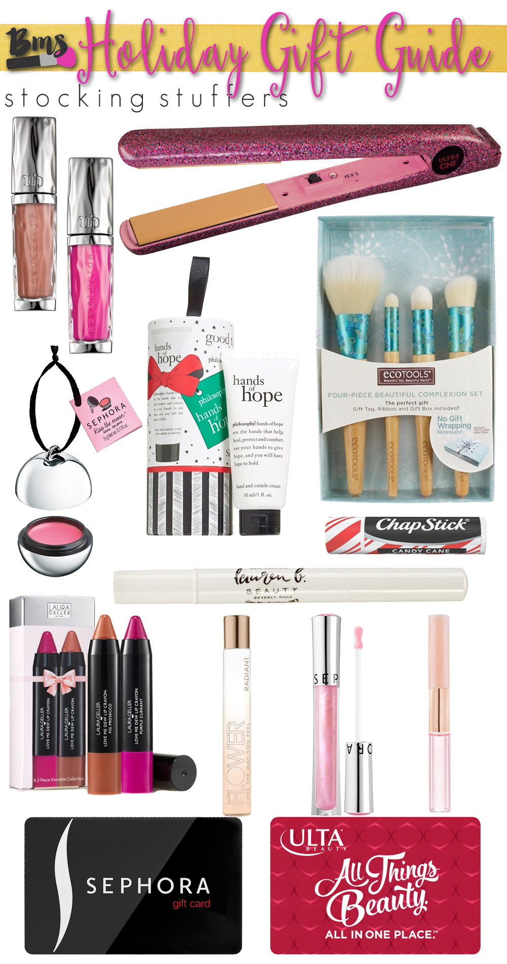 The Best Stocking Stuffers for the Beauty Girl