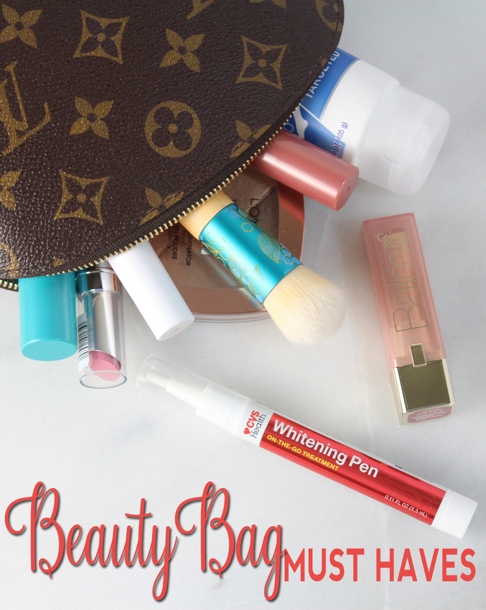 Beauty Bag Must Haves