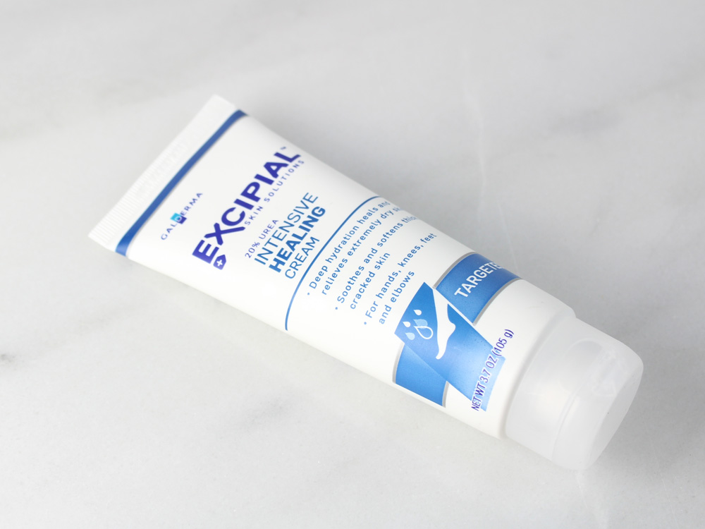Beauty Bag Must Have: a great hand cream like Excipial Intensive Healing Cream