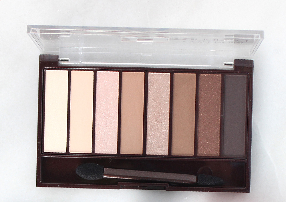 COVERGIRL truNaked Nudes Eyeshadow Palette