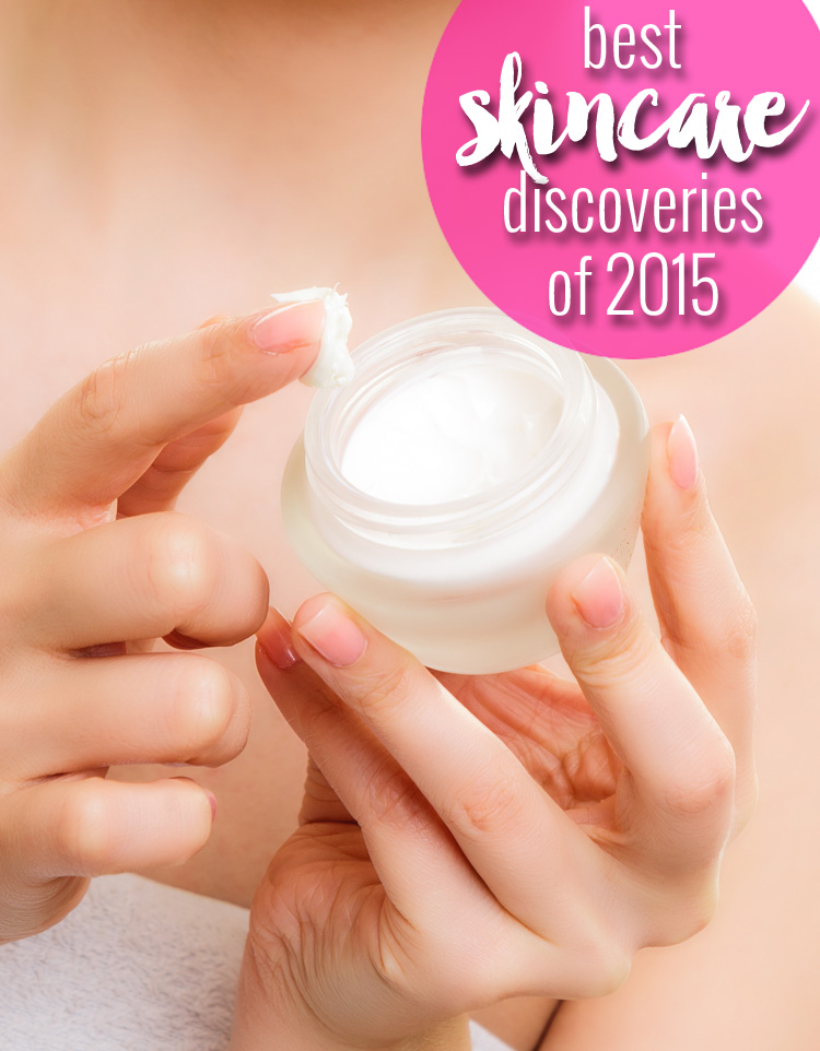 Best Skincare Discoveries of 2015