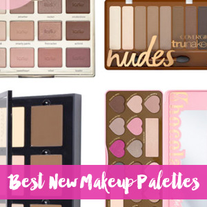 Best New Makeup Palettes
