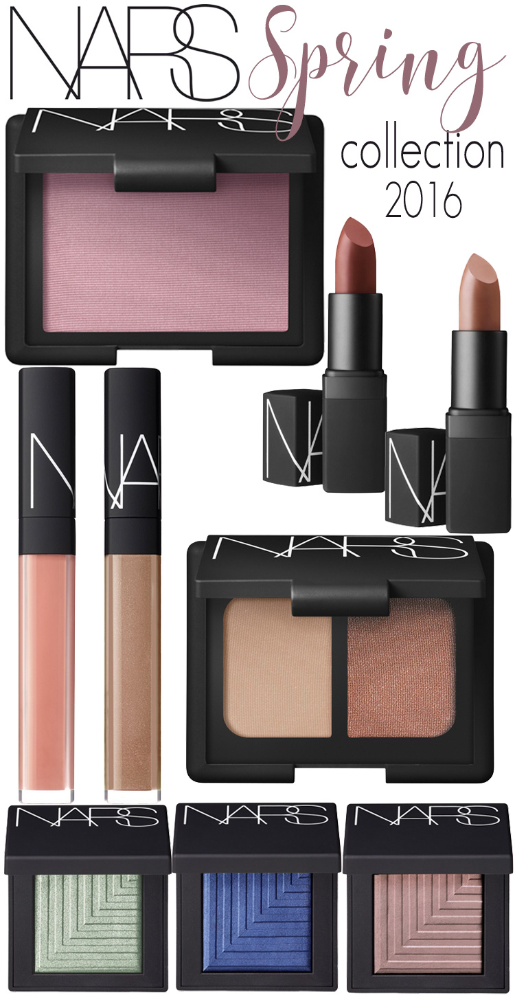 NARS Spring Color Collection 2016