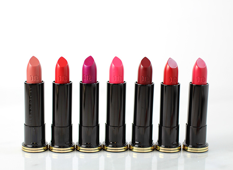 UD | Gwen Stefani Spring Collection Lipsticks