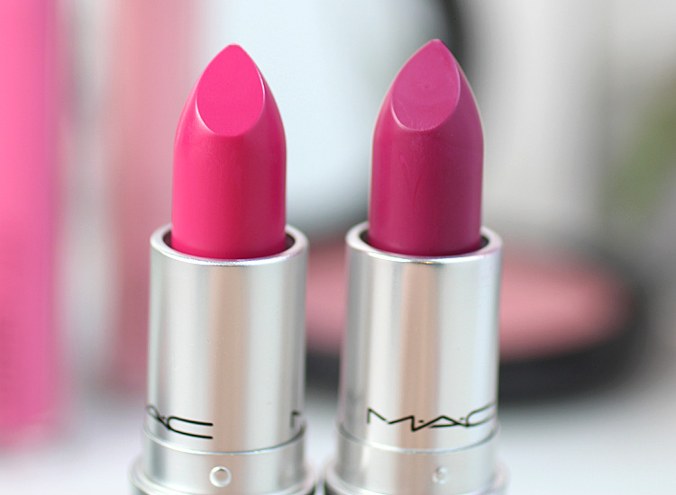 MAC Cosmetics Flamingo Park Collection Lipsticks: Be Silly, Have Your Cake
