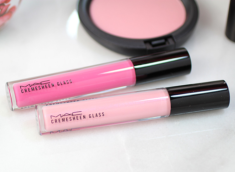 MAC Cosmetics Flamingo Park Collection Cremesheen Glass: Petite Indulgence, Such Sweeties
