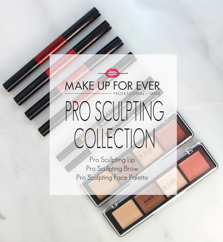 MAKE UP FOR EVER Pro Sculpting Collection