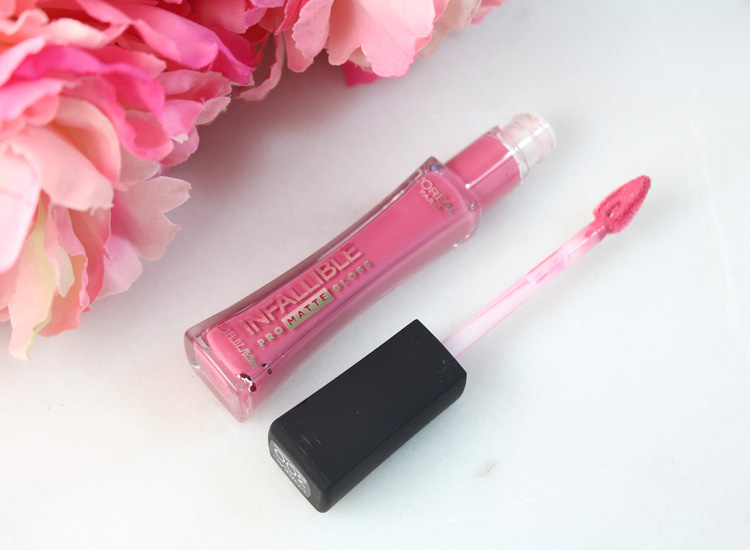 L'Oréal Paris Infallible Pro-Matte Gloss Blushing Ambition