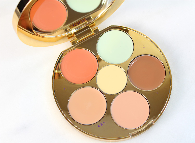 Tarte Rainforest of the Sea Wipeout Color-Correcting Palette