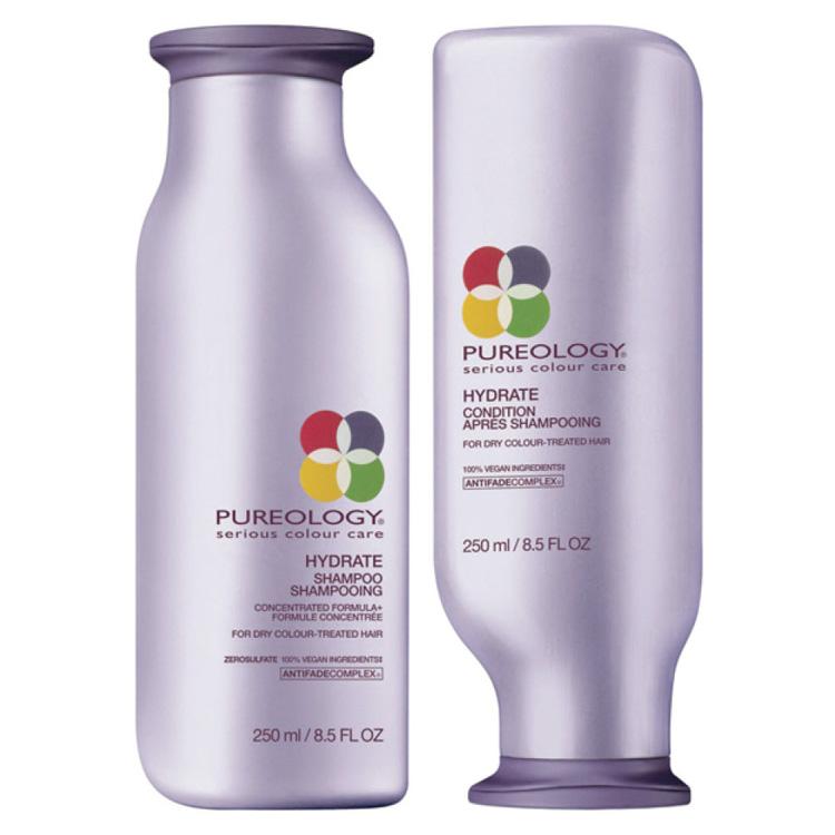 Pureology Hydrate Shampoo + Conditoner