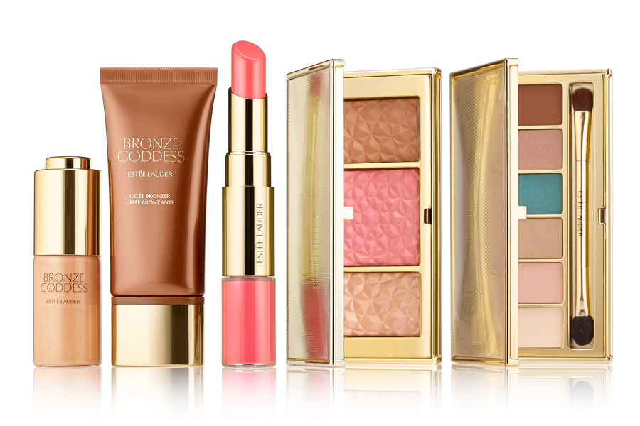 Estee Lauder Bronze Goddess Summer Glow Collection 2016