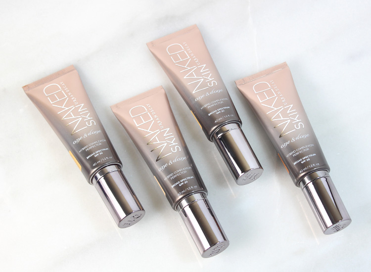 Urban Decay Summer 2016 Collection: NAKED Skin One & Done
