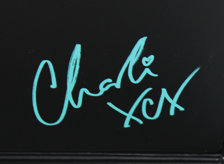 Charlo XCX for MAKE UP FOR EVER AQUA XL Eye Pencils