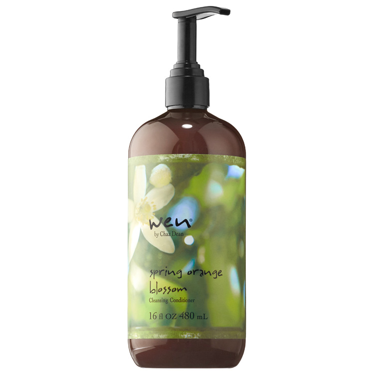 WEN by Chaz Dean Spring Orange Blossom Cleansing Conditioner