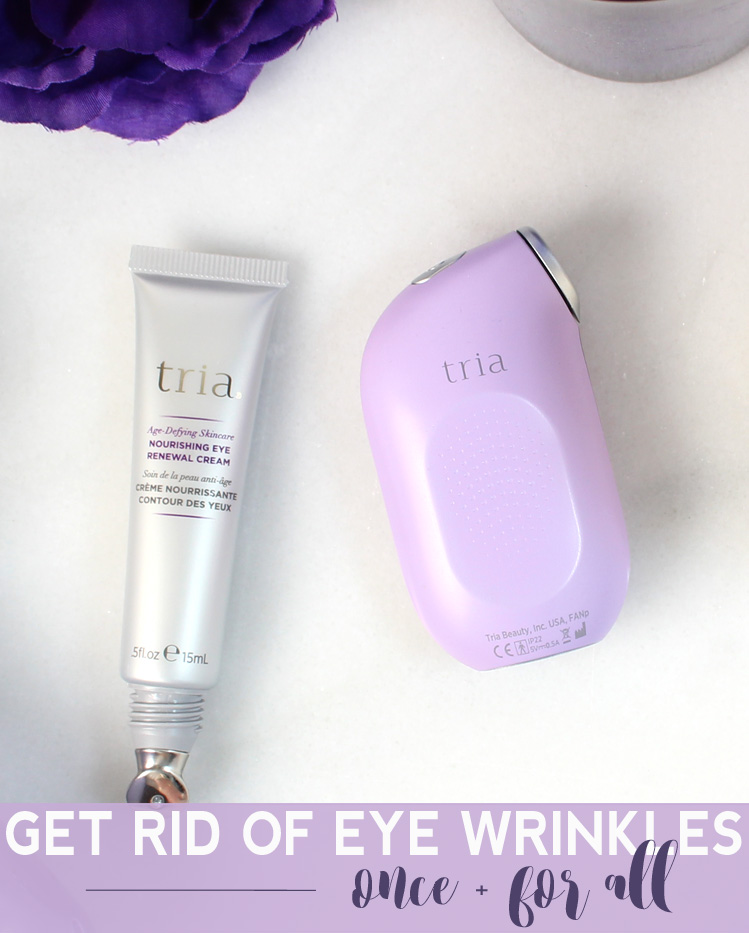Tria Age-Defying Eye Wrinkle Correcting Laser Review