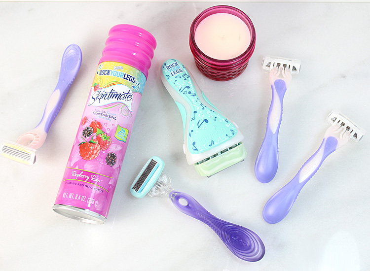 Getting Smooth with Schick for Summer