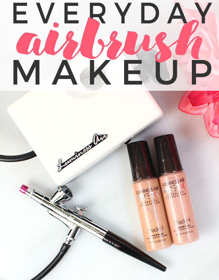 Luminess Air Mystic Airbrush Foundation