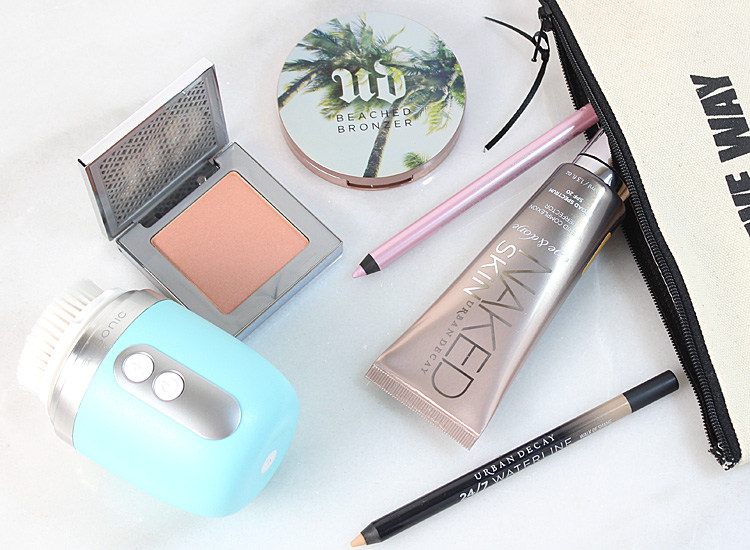Glow All Summer Long with Clarisonic and Urban Decay