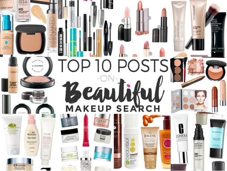 Top 10 Posts on Beautiful Makeup Search